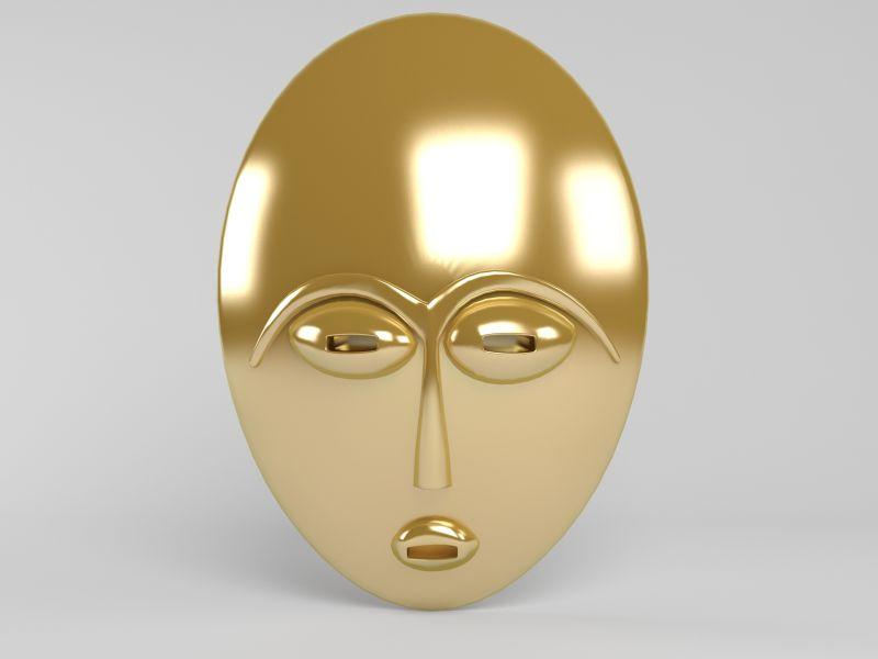 个性化的面具