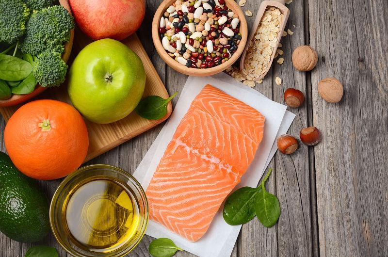 选择对心脏和血管有益的食物