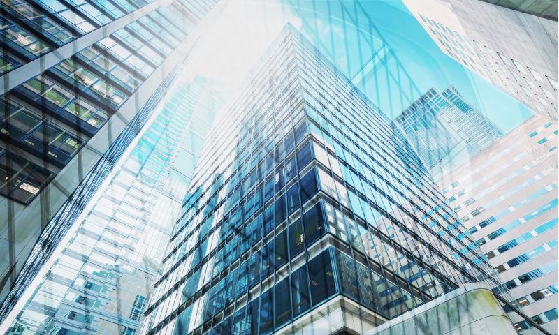 城市建筑摩天大楼