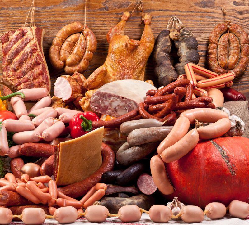 香肠产品种类繁多