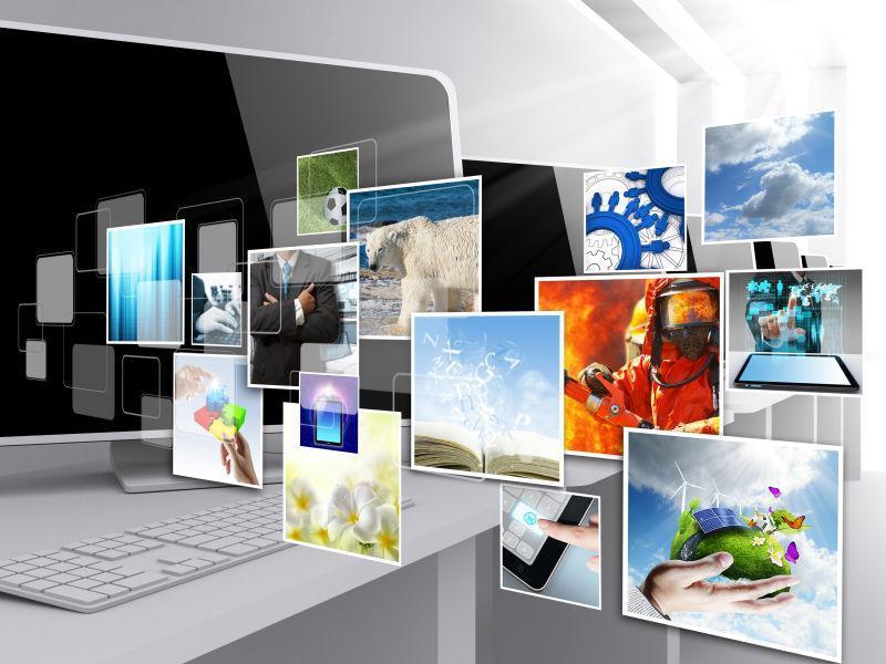 网络流图像