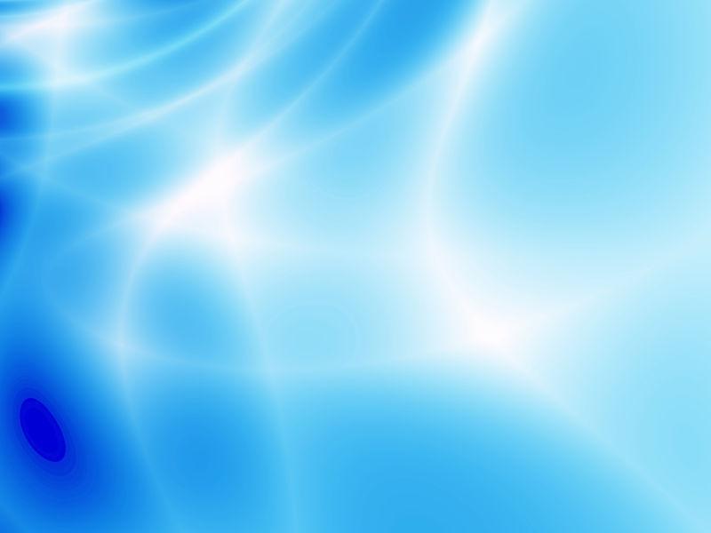 蓝色背景的抽象设计