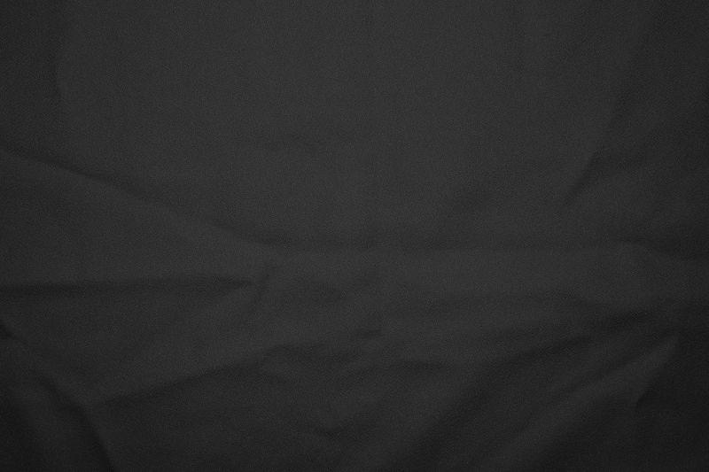 黑色的纺织布料
