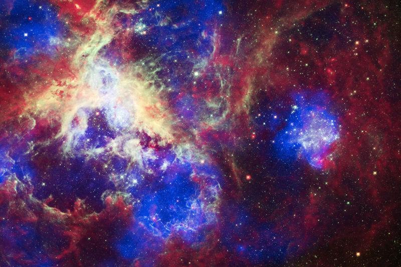 美丽的宇宙