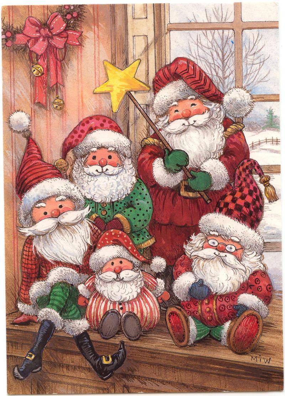 圣诞老人娃娃