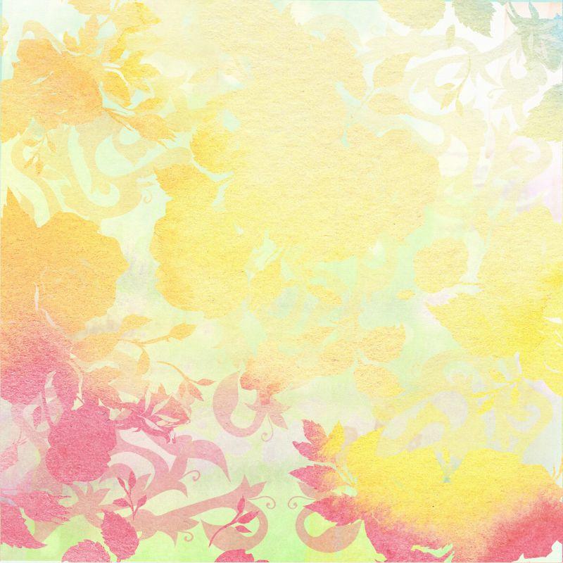 柔和的花朵纹理