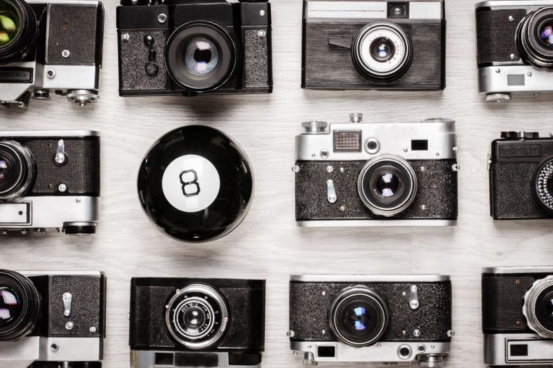 多款的相机