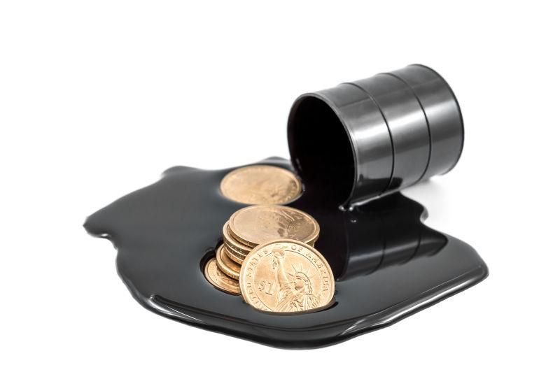 石油中的美元硬币