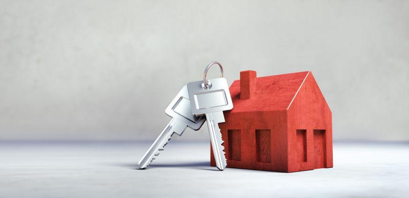 房子和钥匙