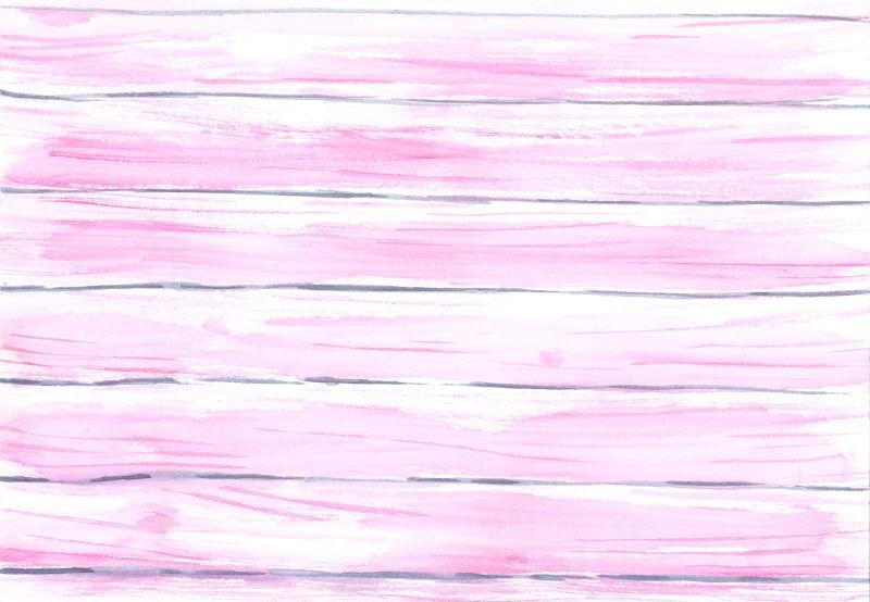粉红色木板纹理背景