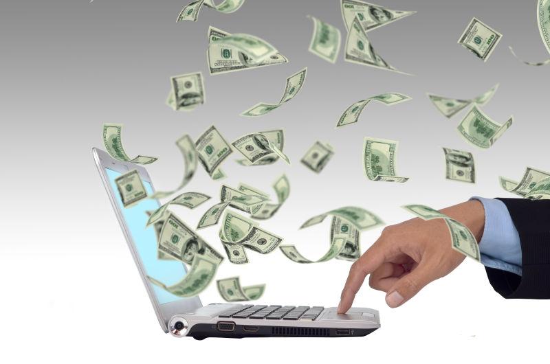 利用互联网赚大钱的概念