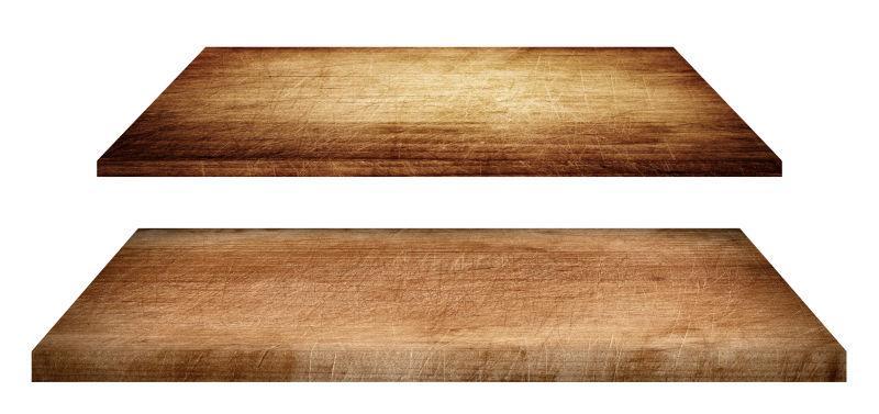 模切板木制桌面shelves