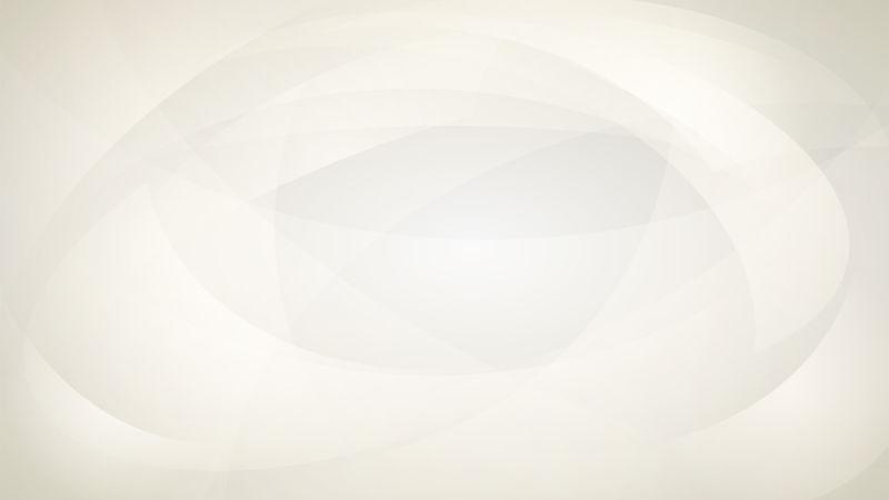 矢量白色曲线抽象背景