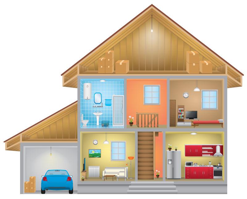 for Disegno casa interno
