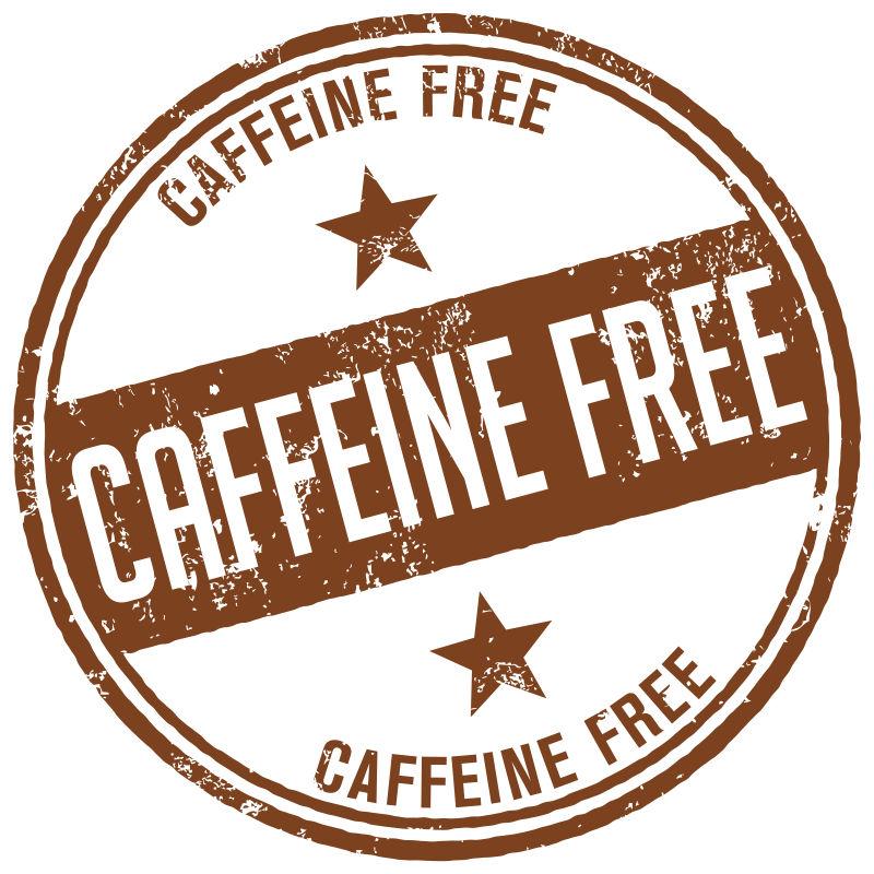 老式咖啡标签矢量设计