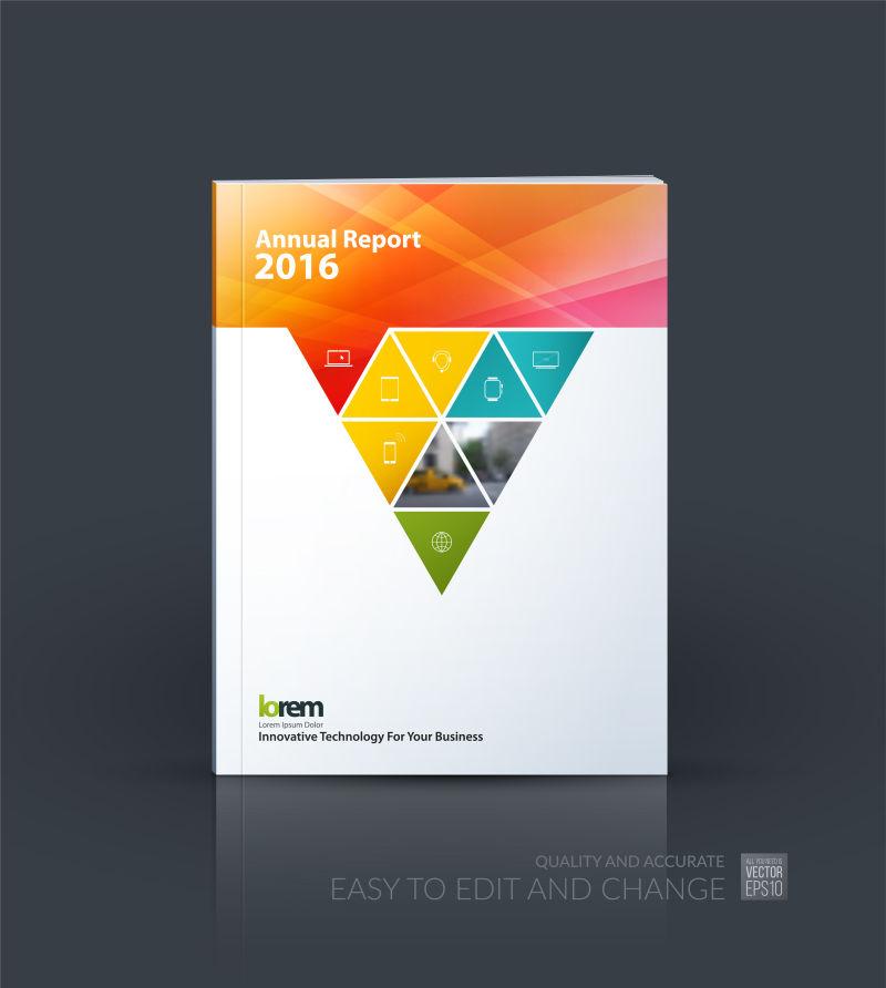 矢量的商业年度报告书