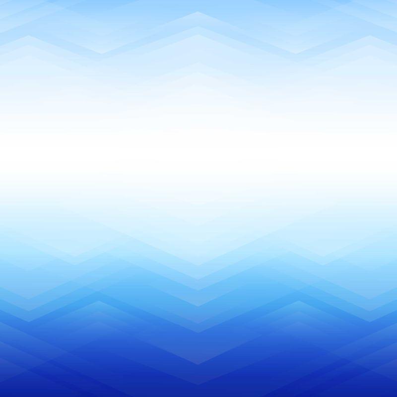 矢量抽象蓝色波纹设计背景
