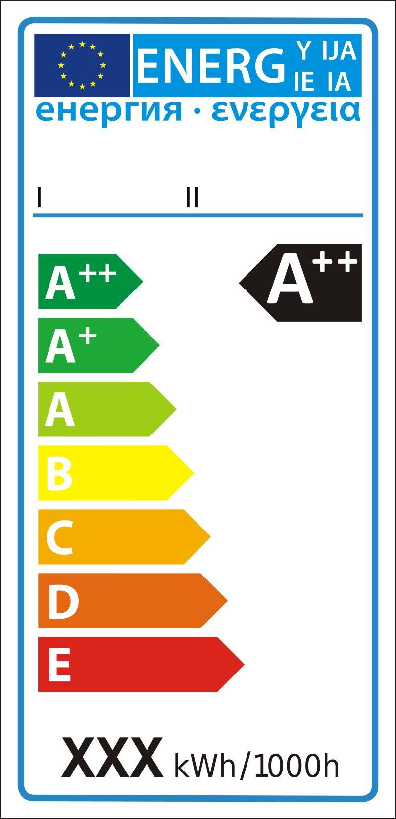 矢量灯新能源评级图形标签的载体