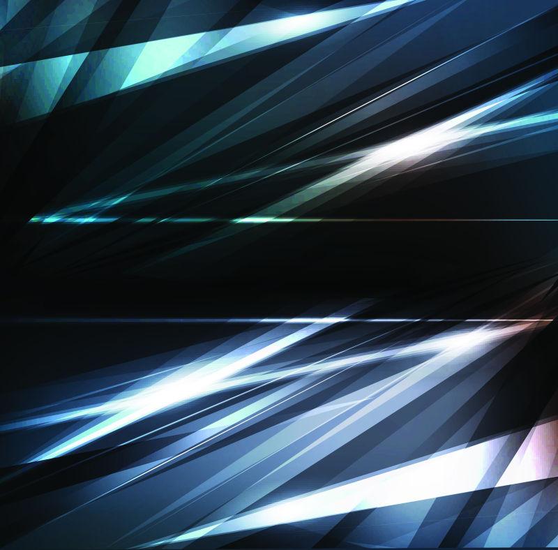 矢量抽象空间电脑壁纸
