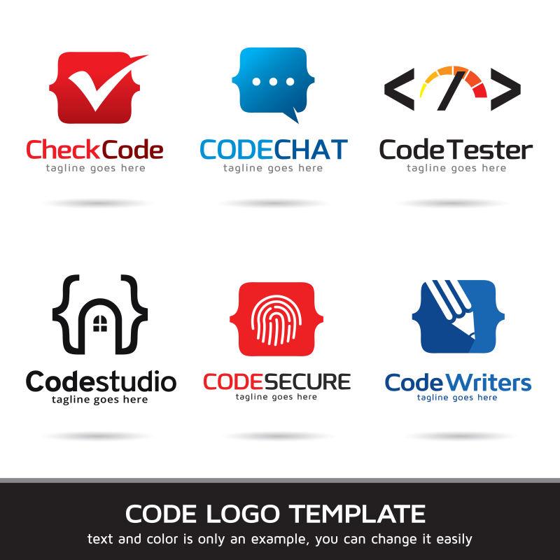 代码标志矢量设计