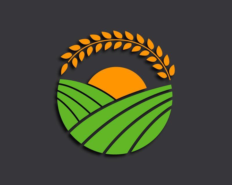 矢量设计农作物图标
