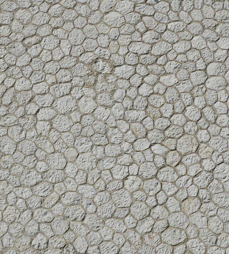 保护性泡沫表面石墙背景