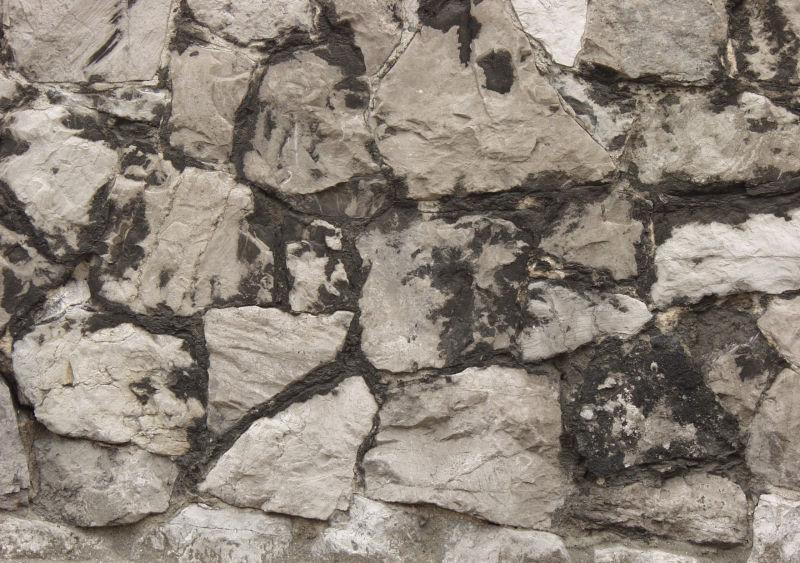 背景石结构背景