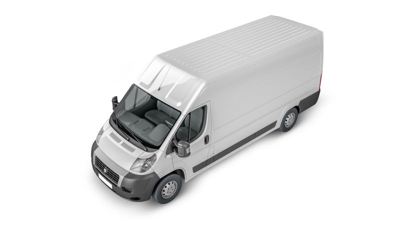 3d的货车模型