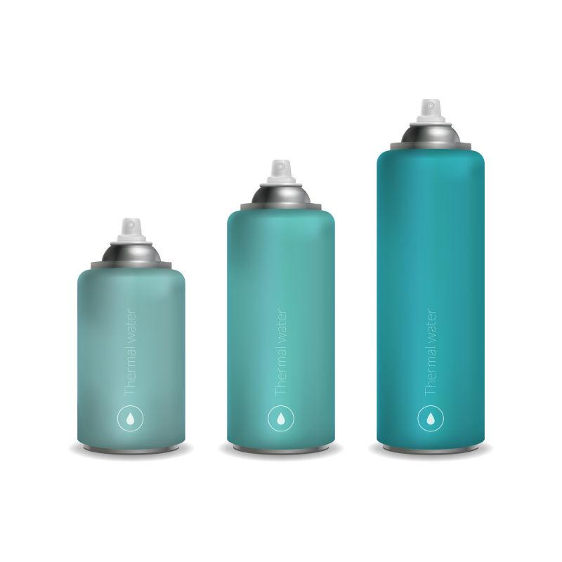 矢量喷雾瓶产品