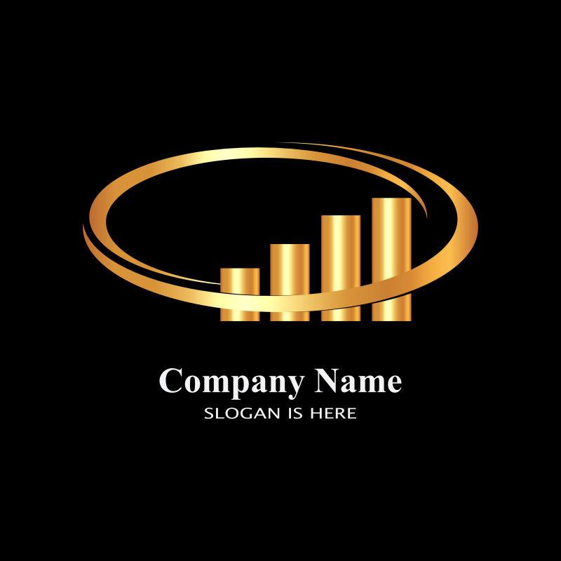 矢量商业财物logo