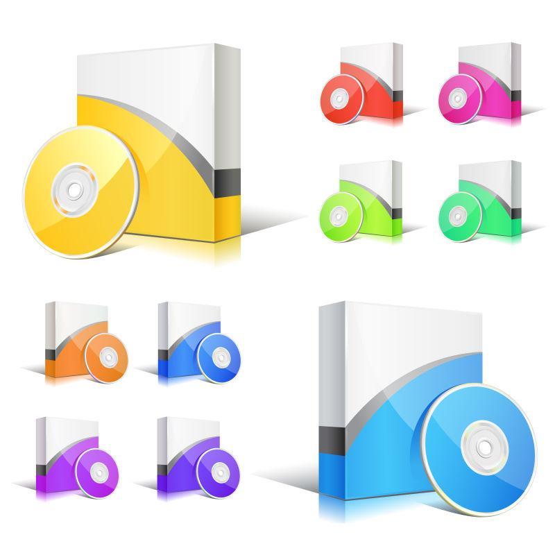 软件箱向量集矢量