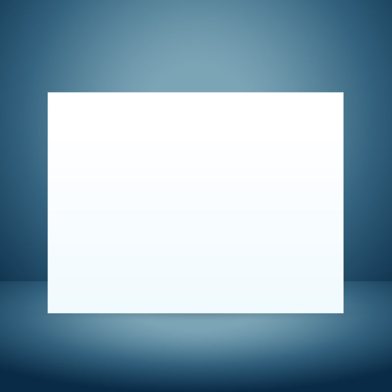 创意矢量现代空白的工作室灯光设计