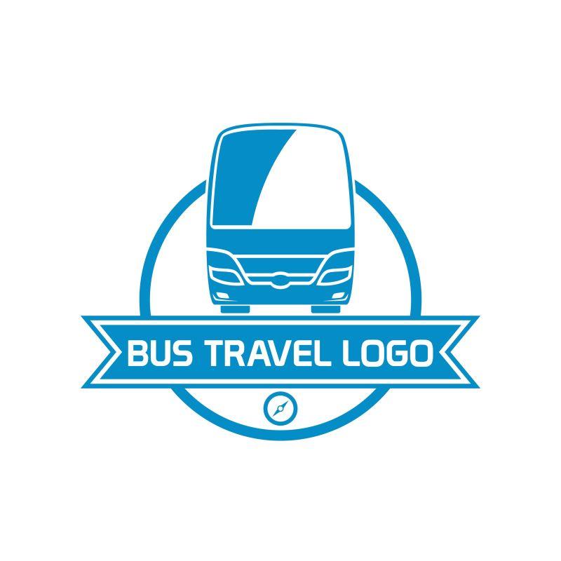 矢量矢量旅游标志设计