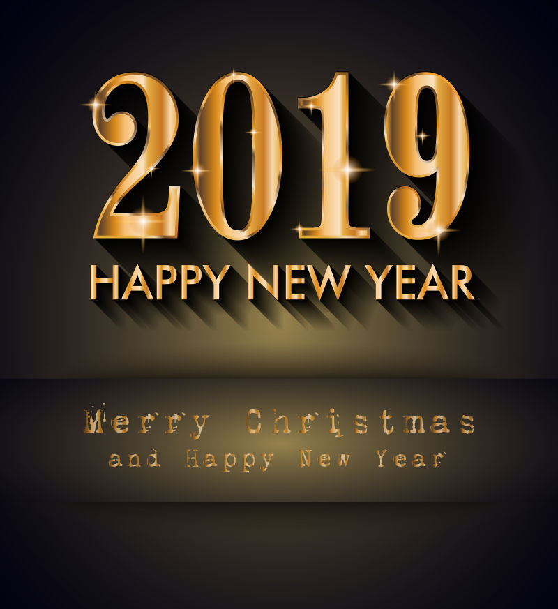 Happy new year 2019 new year039s eve 2018 - 5 2