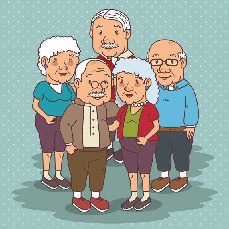 祖父母节快乐