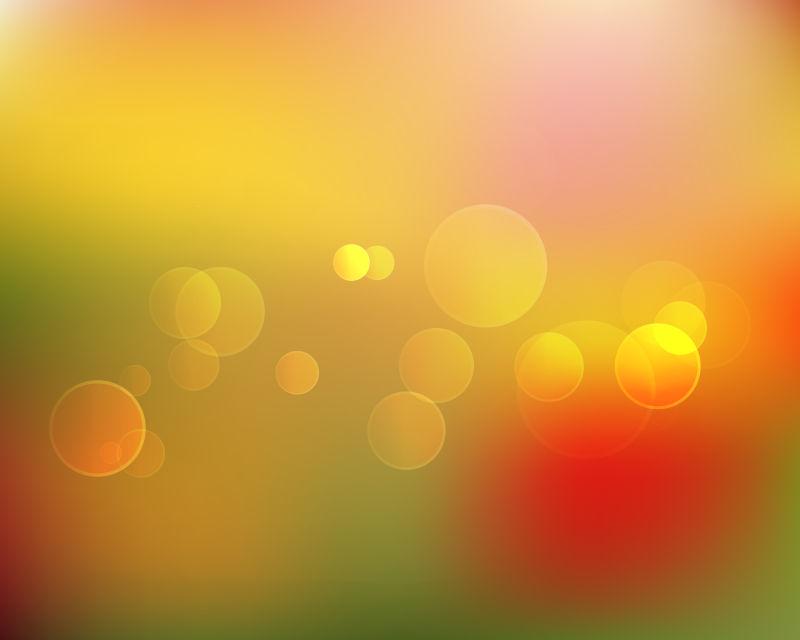 抽象矢量现代闪烁光晕背景设计