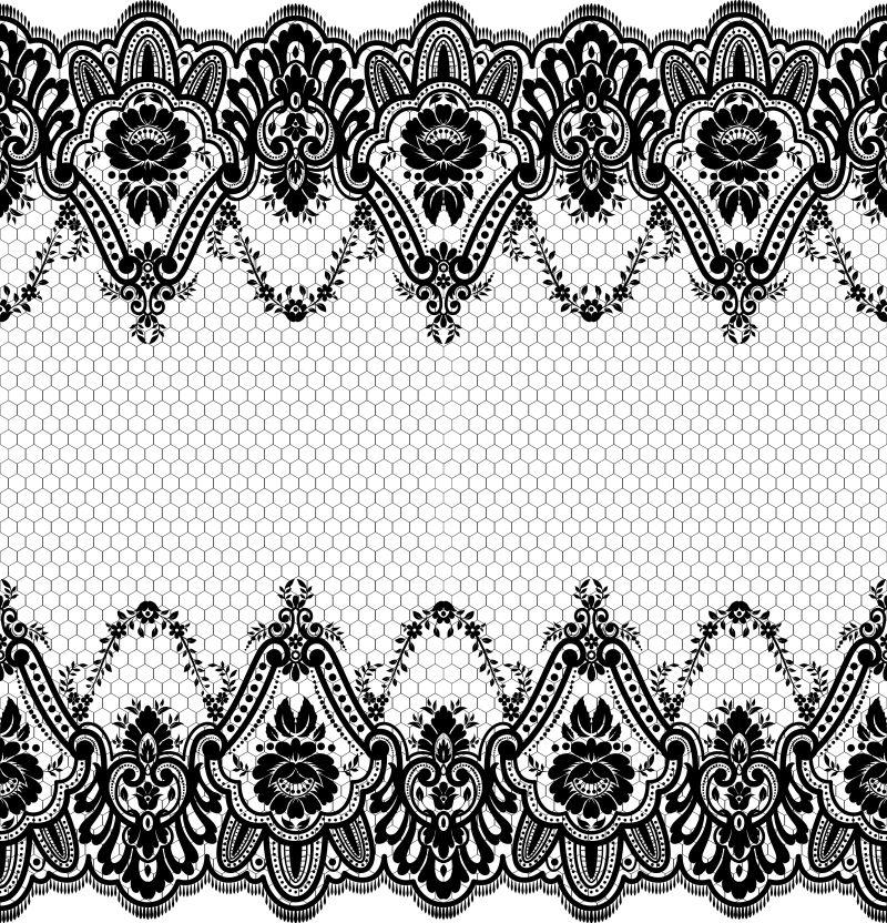 抽象矢量经典装饰花纹元素设计插图