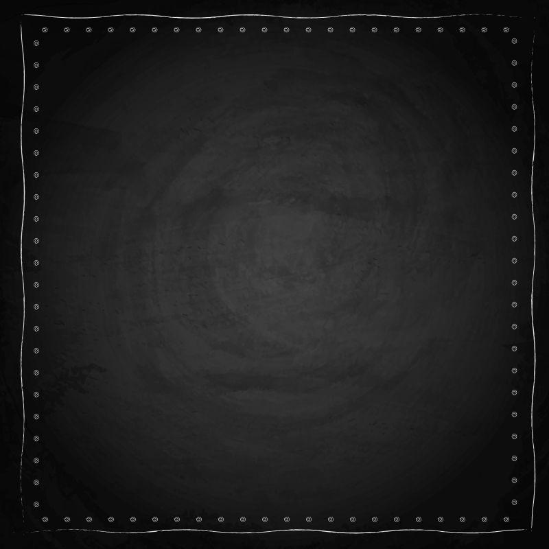 黑板黑板背景空白边框