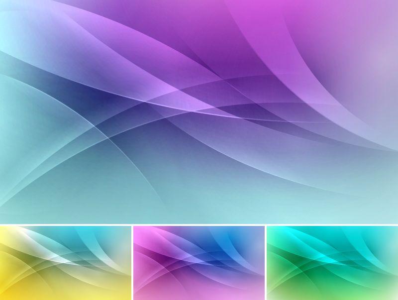 矢量抽象背景