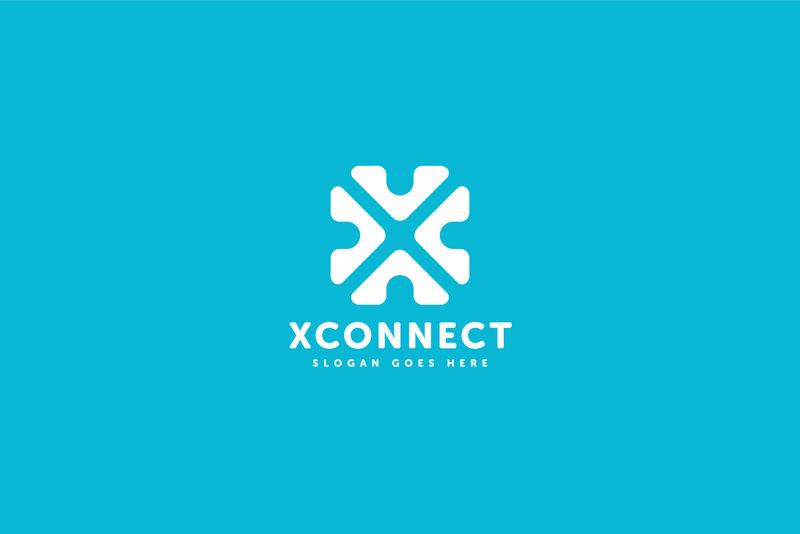 矢量设计元素为您的公司标志-抽象黑色图标-现代logo-企业模板