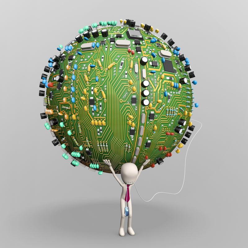 电脑世界先生
