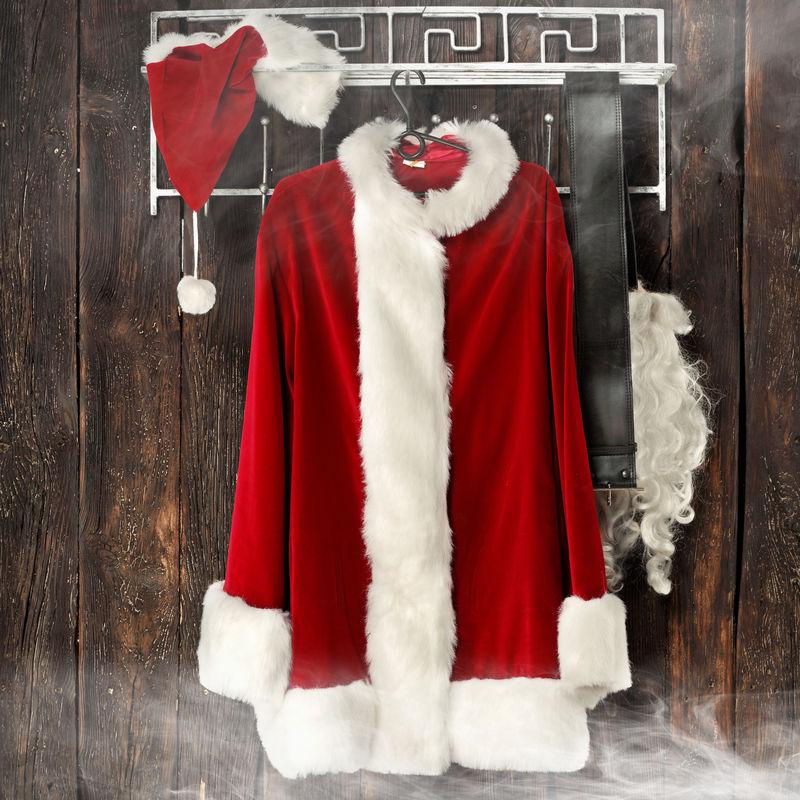 圣诞老人的衣服