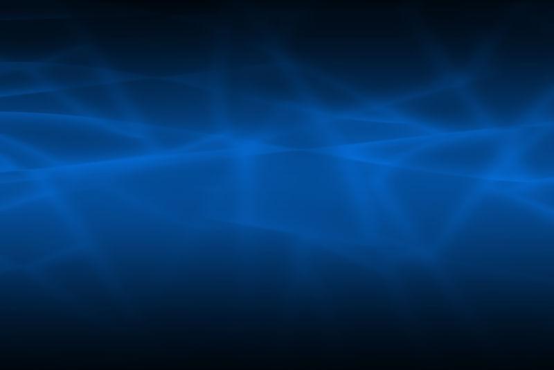 摘要蓝色背景