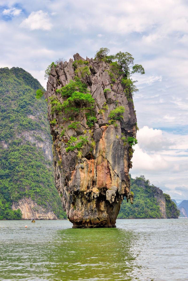 泰国詹姆士邦德石岛,攀枝花