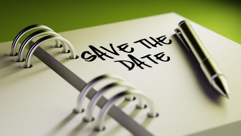个人议程特写设定重要日期