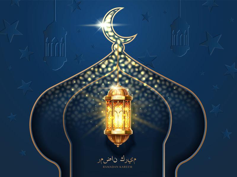 斋月卡雷姆,开斋节穆巴拉克与清真寺,月亮
