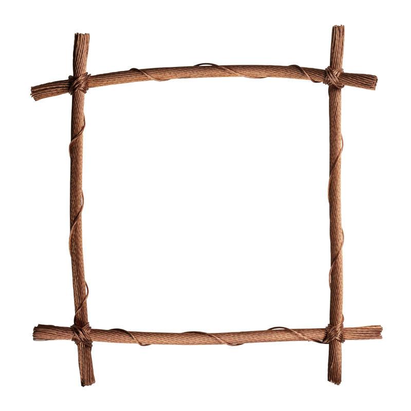 木架树枝剪贴簿