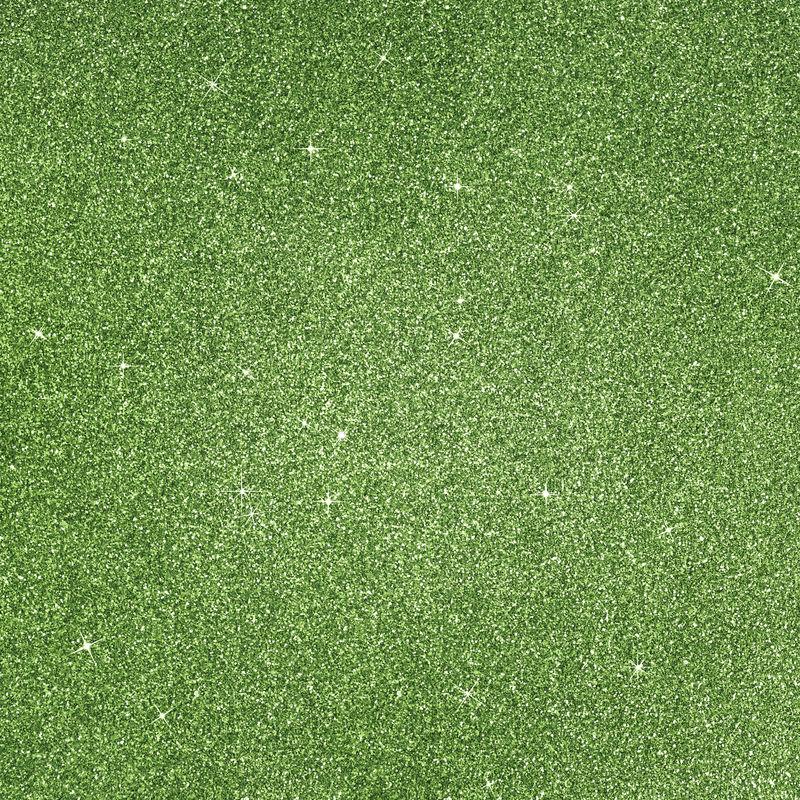 绿色闪光背景