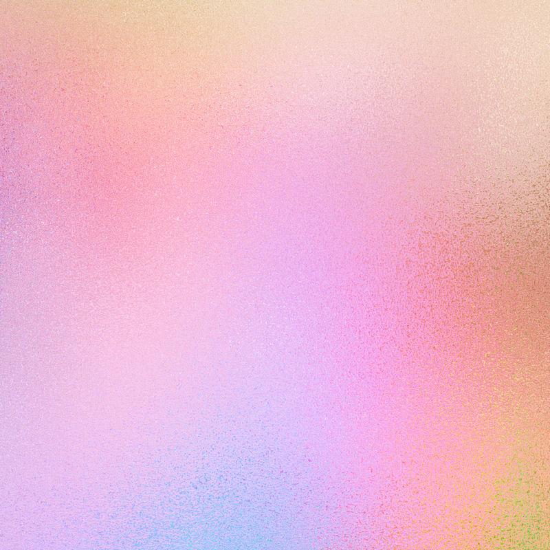 抽象的淡色柔和的彩色平滑模糊的纹理背景离焦色调为粉红色
