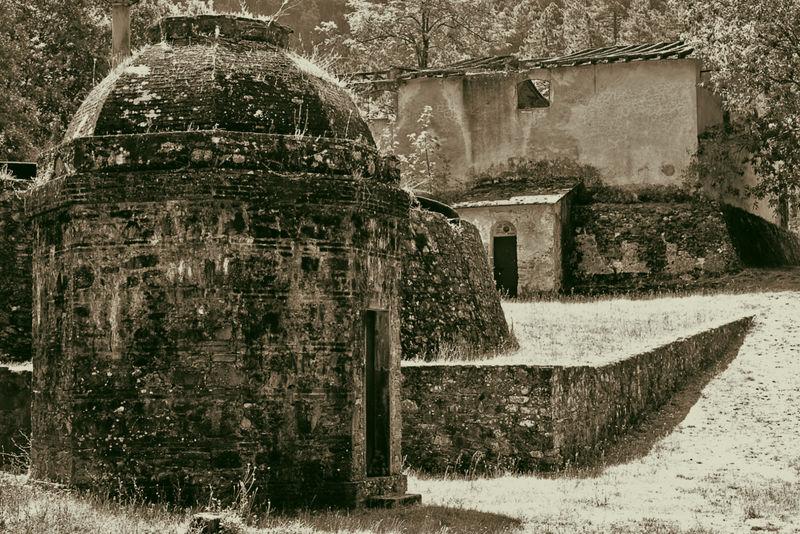 阿利亚诺村及其周边景观